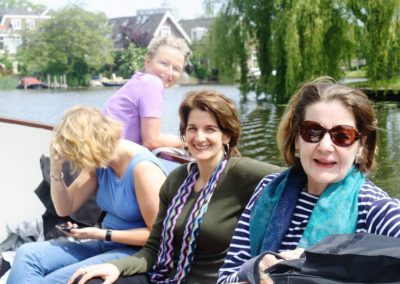 Deb's mastermind in Holland 2013