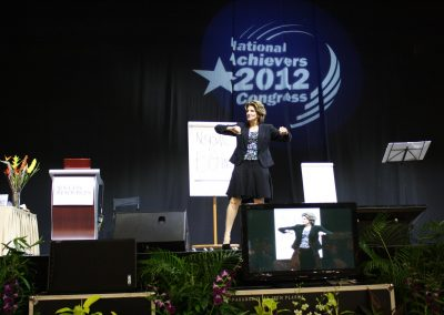 NAC 2012 - 2 Deb on stage great photo