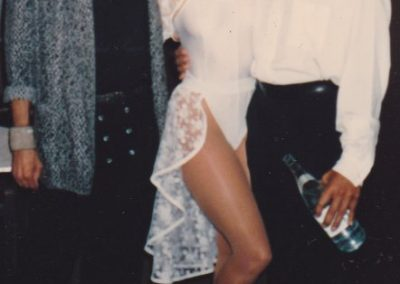 celeb - Deb with Gregory Hines